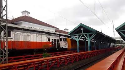 Stasiun Manggarai angker