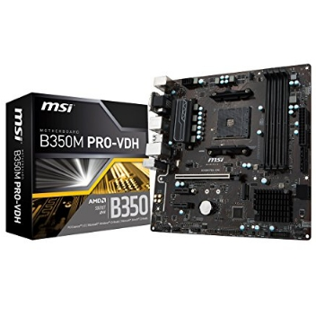 Motherboard for Build The Best $800 Video Editing PC 2017