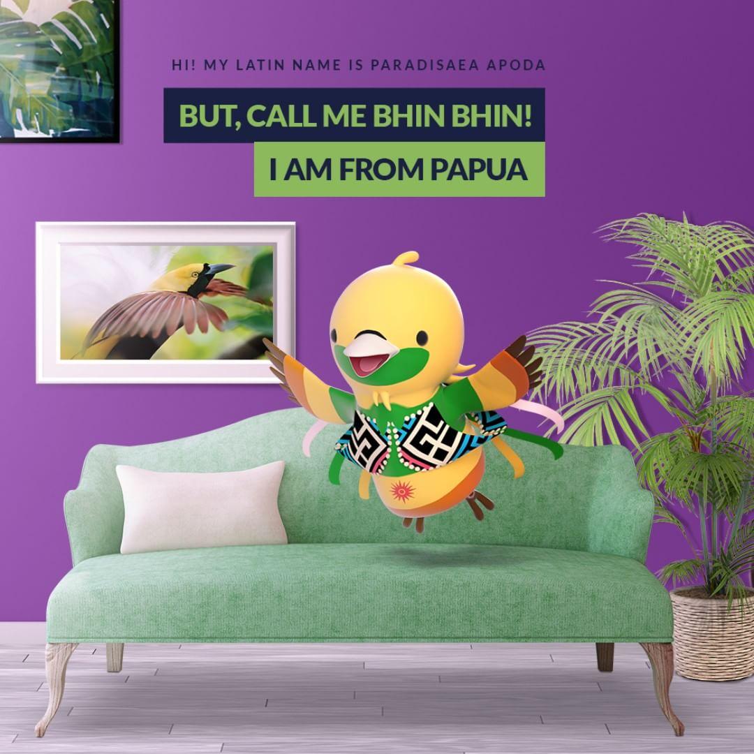 maskot bhin bhin