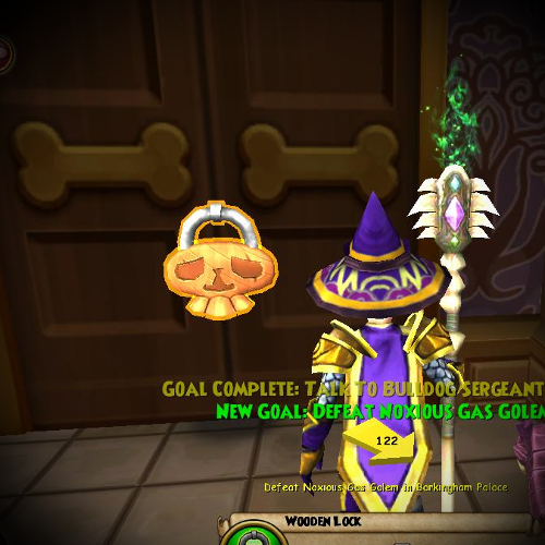 Wizard101 Skeleton Key Guide - Where to use Skeleton Keys