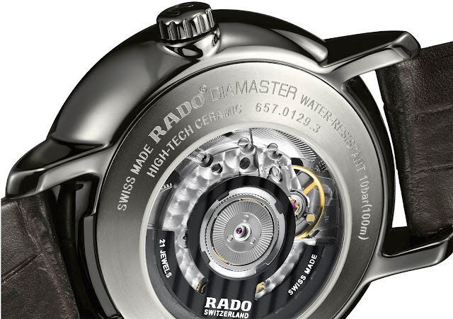 Rado Diamaster Grande Seconde5