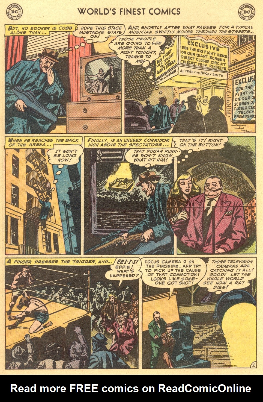 Read online World's Finest Comics comic -  Issue #70 - 18