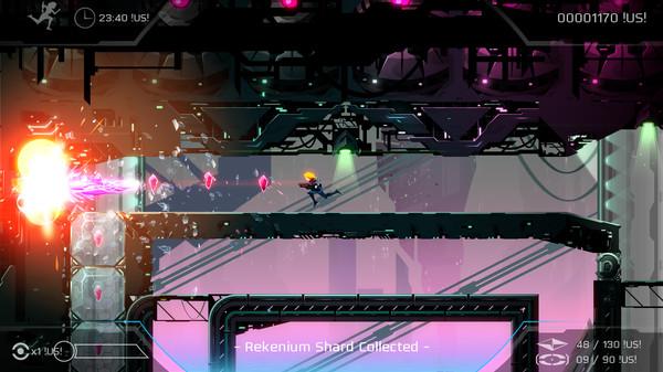Velocity 2X llegará en físico a PS4 y PSVita gracias a un acuerdo entre Badland y Futurlab 1