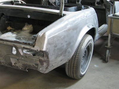 Car Frame Rust Repair