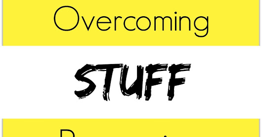 Happy Christian Home: Overcoming Stuff Processing Disorder