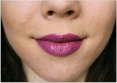 MAC Amplified Creme Lipstick in Up the Amp