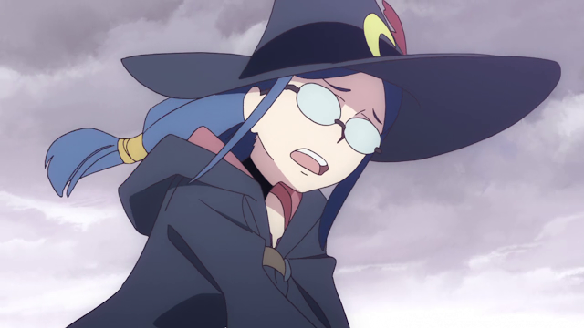 Little Witch Academia | 25/25 | Lat-Ing | 1080p | x265 Vlcsnap-2017-07-02-12h44m09s457