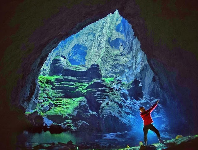 Son Doong Cave through lens of Hollywood director 2