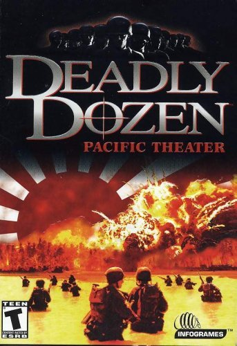 Deadly Dozen 2 Pacific Theater PC Full Game
