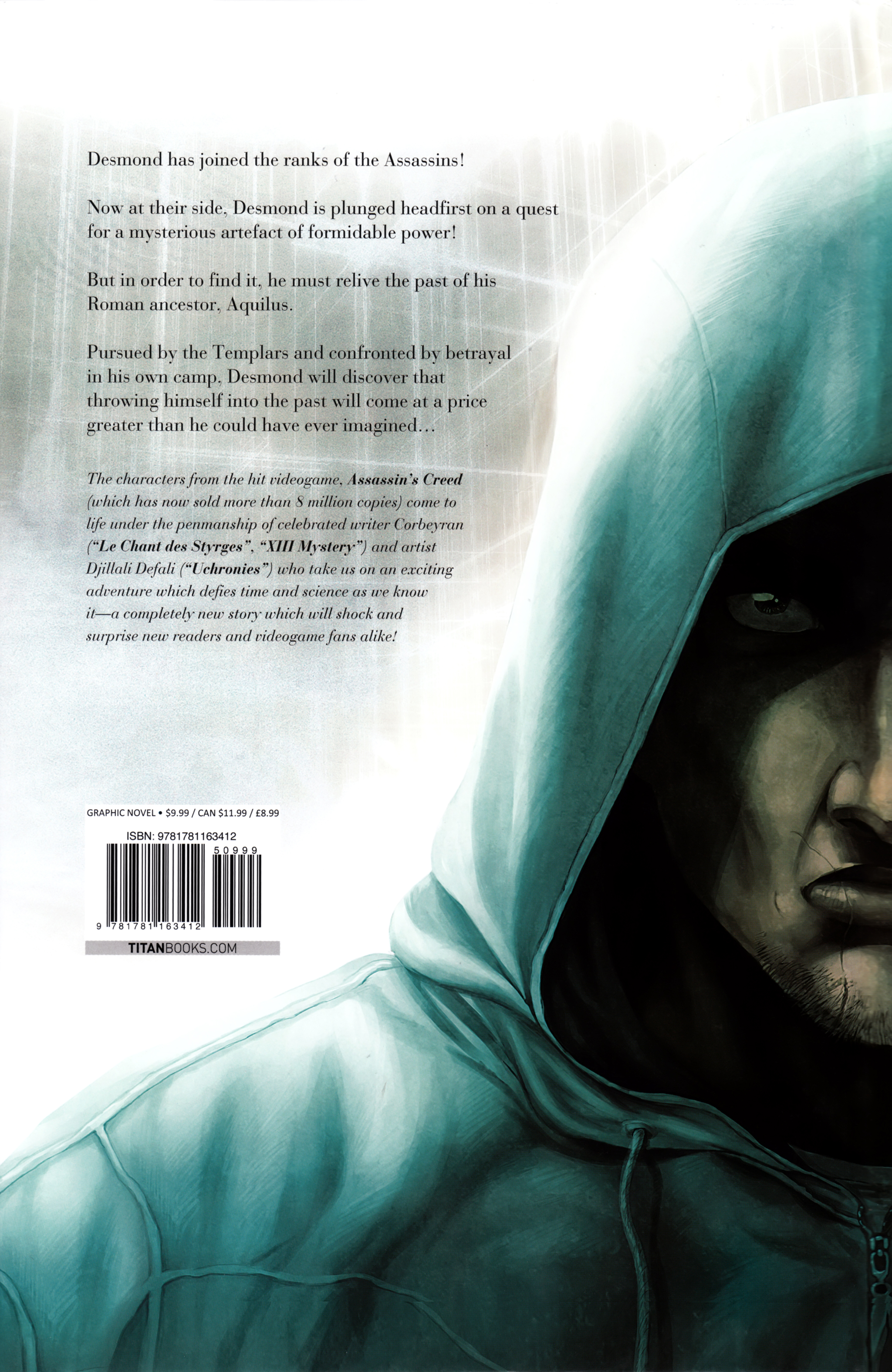 Read online Assassin's Creed (2012) comic -  Issue #2 - 56