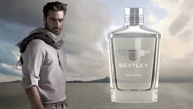 Reklama perfum Bentley Infinite Eau de Toilette