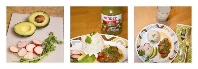 Bistec en Salsa Verde -HERDEZ- Salsa Verde-Mari Estilo- Recetas Mexicanas- Día del Niño