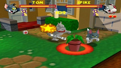 Tom And Jerry in Fists Of Furry Game Download