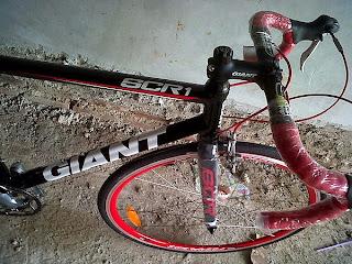 Harga Sepeda Giant SCR 1 Bekas Murah