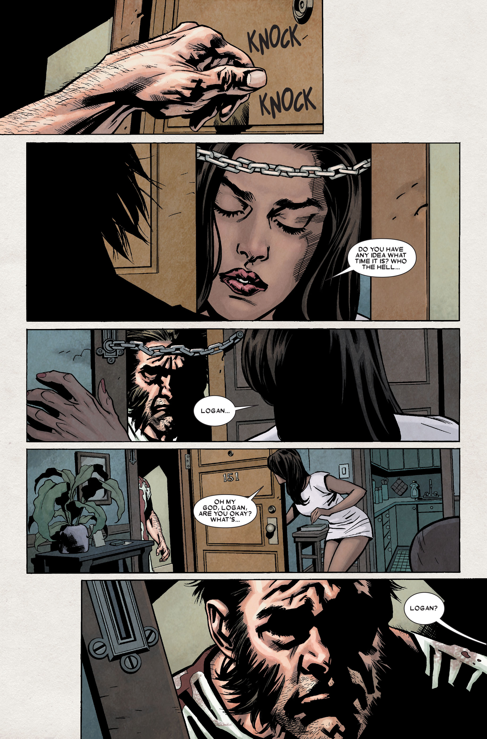 Read online Wolverine: Weapon X comic -  Issue #9 - 3