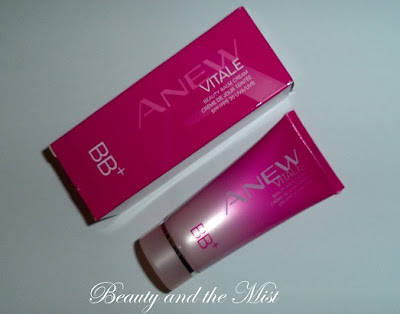 Avon Anew vitale BB+ (Day 1)