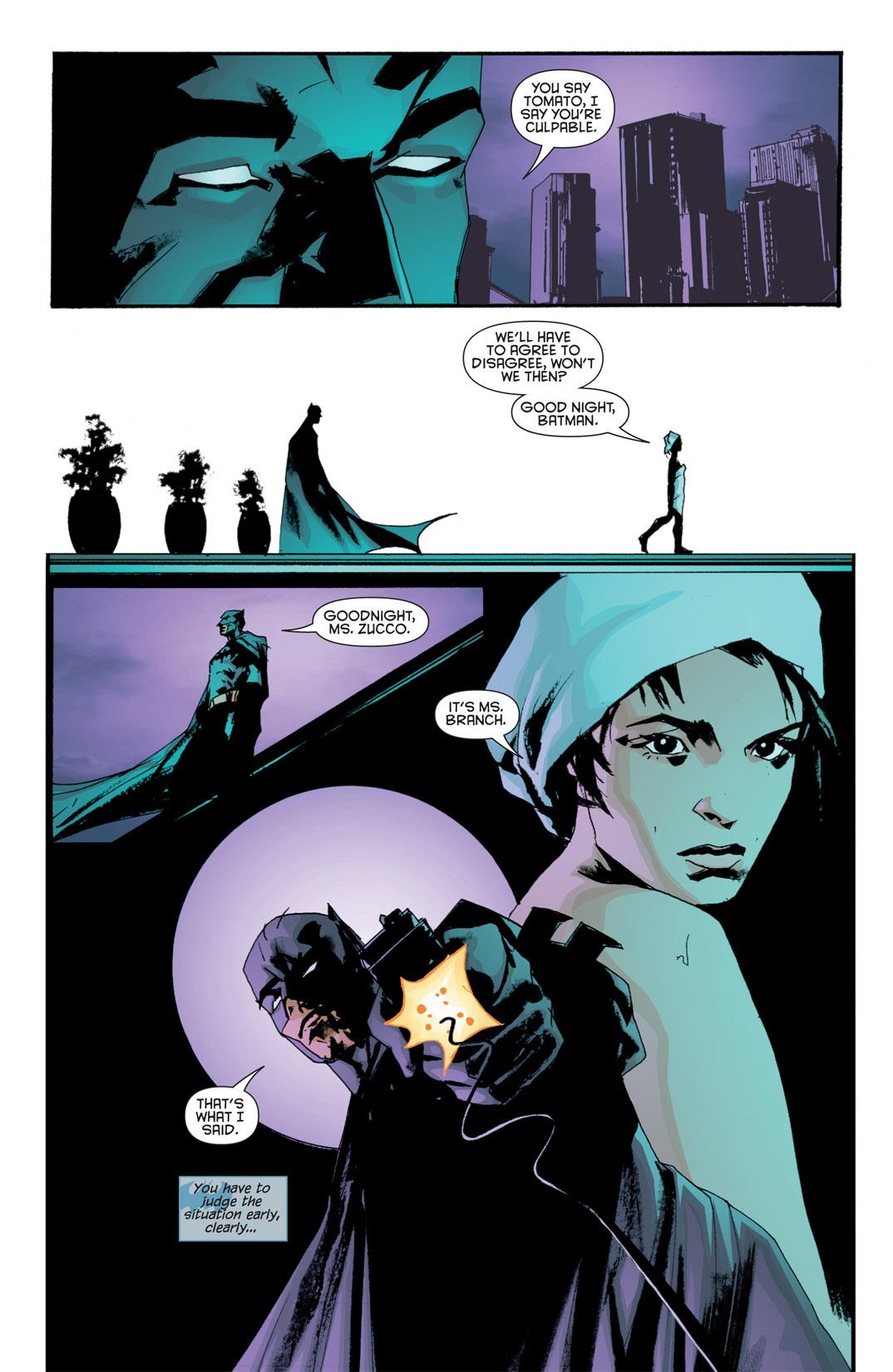 Detective Comics (1937) 878 Page 17