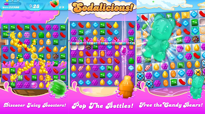 Candy Crush [Mod] Apk Lives Unlocked Update Terbaru