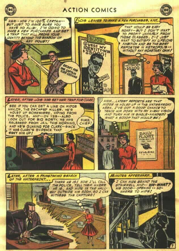 Read online Action Comics (1938) comic -  Issue #202 - 9
