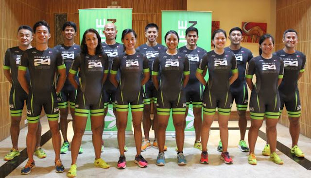 Herbalife Triathletes begins with a bang at Tri-United Series