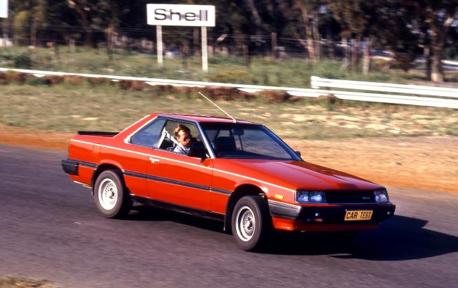 Remembering the Nissan Skyline 2.8 GTX - TorqueSteer
