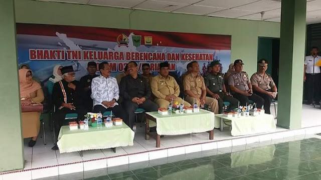 Berita Utama: Kodim 0308 Pariaman Penyelenggara Terbaik Program TNI KB Kes