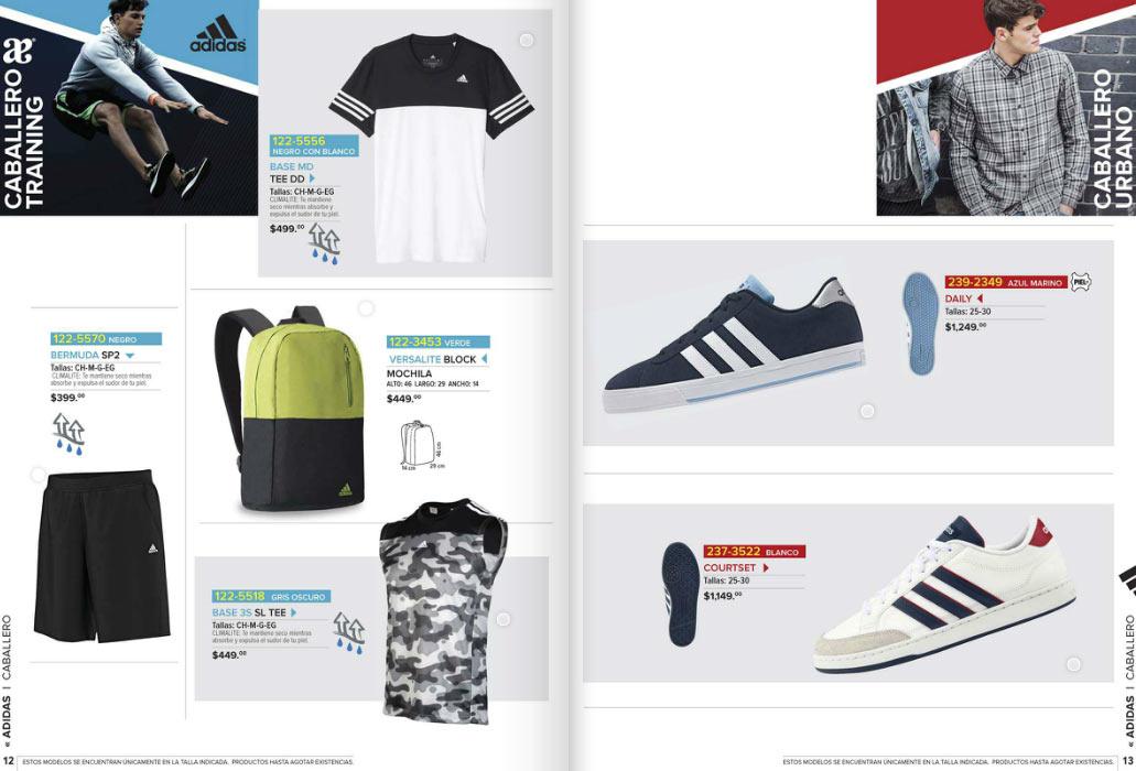Zapatos andrea deportivo adidas verano 2017 catalogos online for Catalogo bp 2017