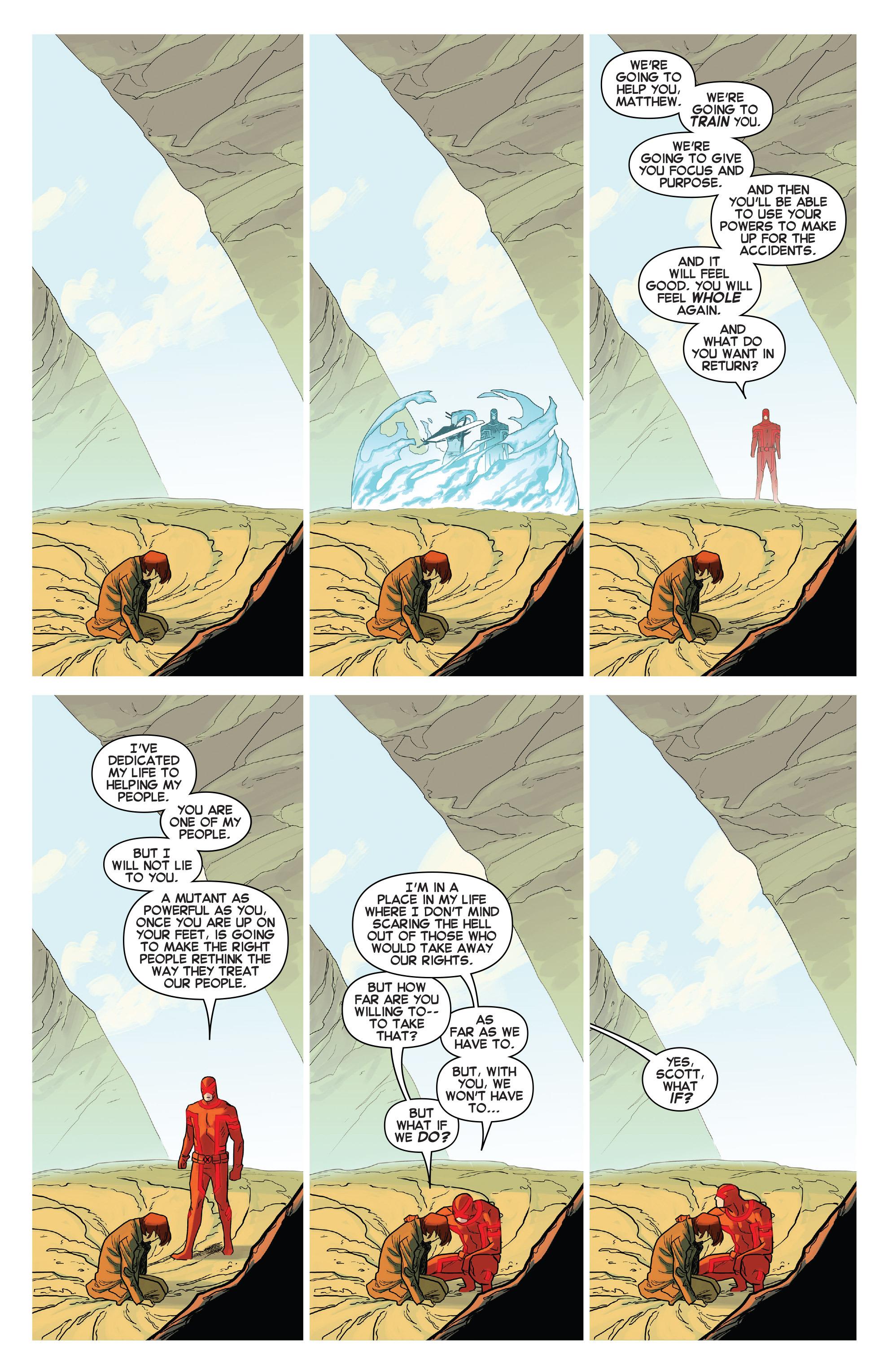 Read online Uncanny X-Men (2013) comic -  Issue # _TPB 5 - The Omega Mutant - 54