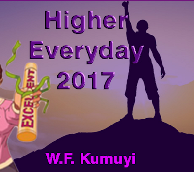 Today's Higher Everyday by Pastor W.F Kumuyi