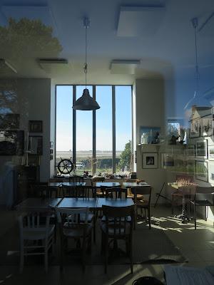 café de la gare à Regnéville - papillottes.blogspot.fr