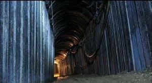 Egito descobre enormes túneis do Hamas