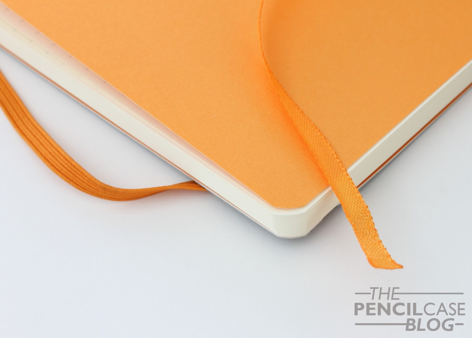 the pencilcase blog fountain pen pencil ink and paper reviews rhodia rhodiarama a5 softcover notebook review