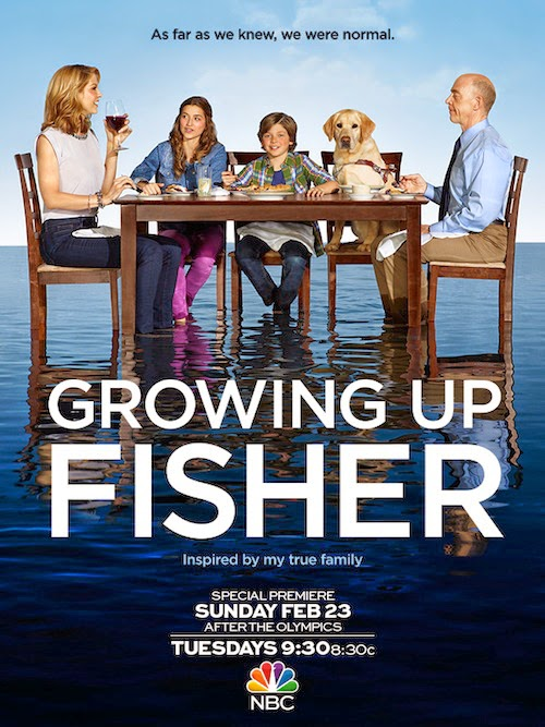 Growing Up Fisher NBC