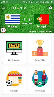 fifa world cup live streaming free