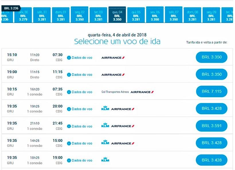 Onde e como comprar passagens aéreas - KLM