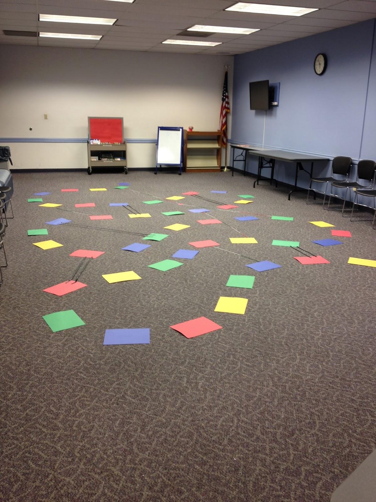 Meeting Room Planning Template