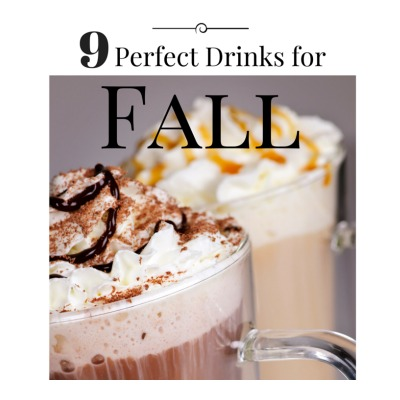Fabulous Drinks For Fall