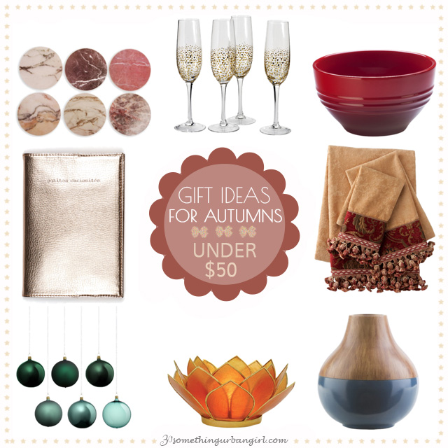 Home Decor Gift Ideas Part - 39: Home Decor Gift Ideas Under 50USD For Autumn Seasonal Color Women