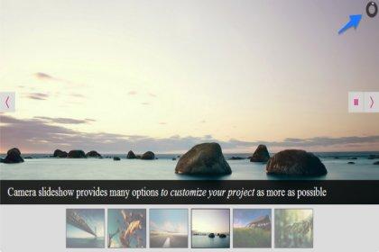 jQuery 圖片輪播效果 (camera 套件)──展示網頁@Blogger工具效果展示──WFU BLOG