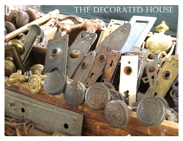 The Decorated House : How to . DIY . Antique Silver Finish