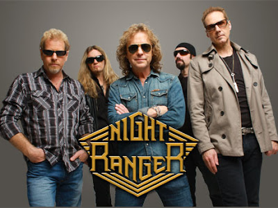 Night Ranger Trended After #NASCAR National Anthem