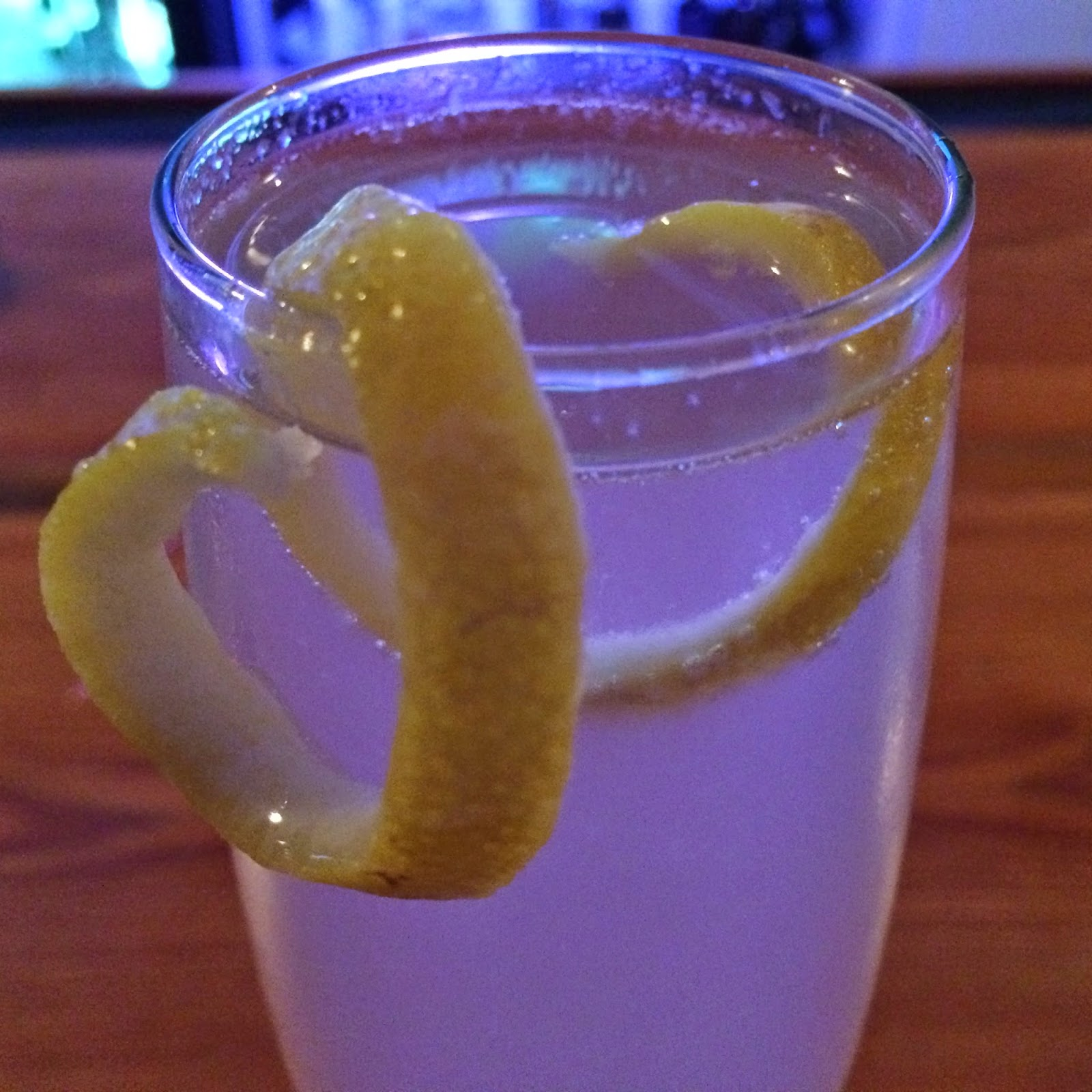 The Pelican House's French 75