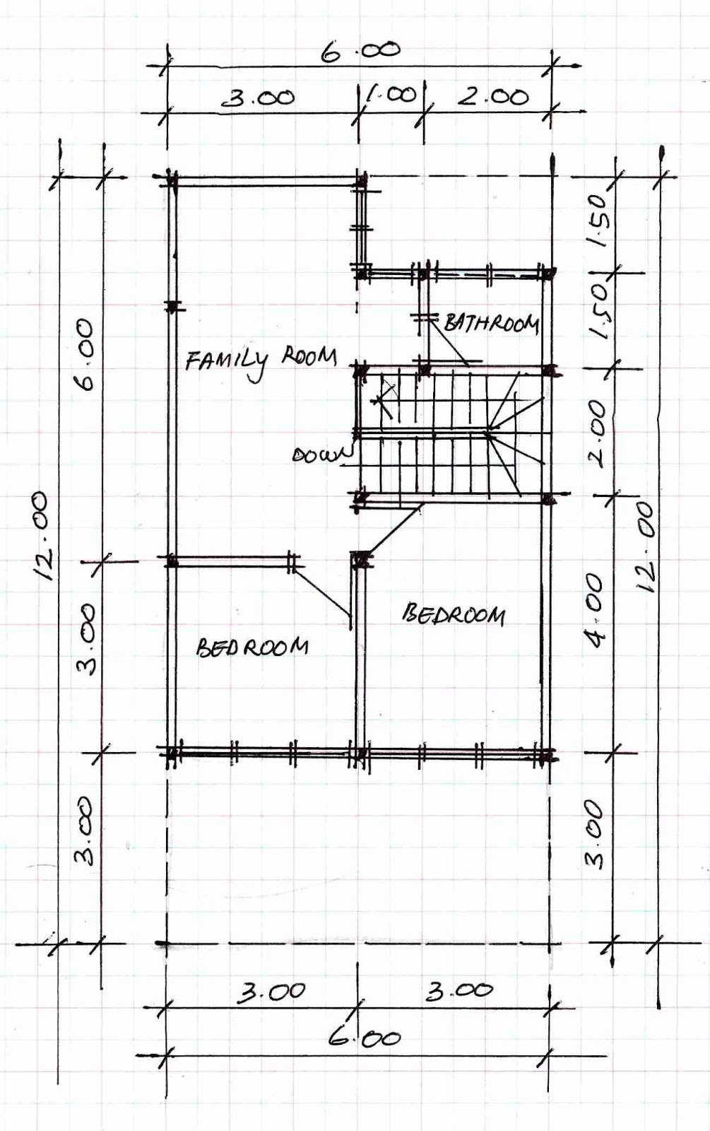 House design for 90 sqm lot - House Design For 90 Square Meter