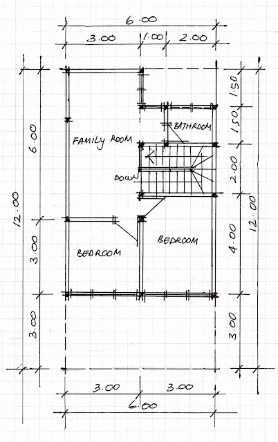 2nd floor plan of home image 12