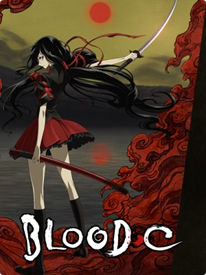 Blood-C 12/12 [Sin Censura][Sub Esp][MEGA-USERSCLOUD]