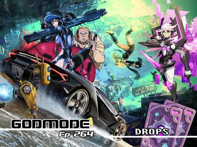 GODMODE 264 - DROPS