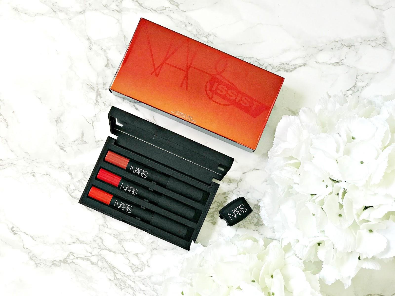 Nars Narsissist Lip Kit Review
