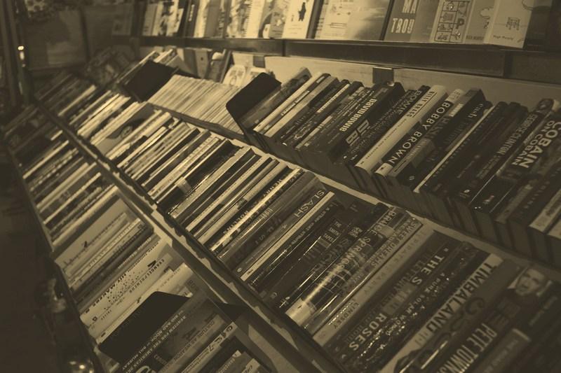 Kilka niepokojących oznak, że ma się za dużo książek albo refleksje z remontu