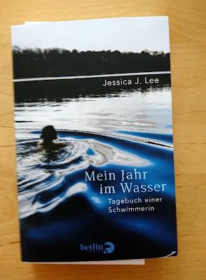 """Buchcover Jessica J. Lee """"Mein Jahr im Wasser"""""""
