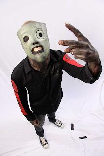 美國金屬樂團 Slipknot —       每一個面具的明確歷史 61